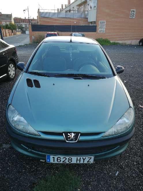 Imagen Peugeot 206