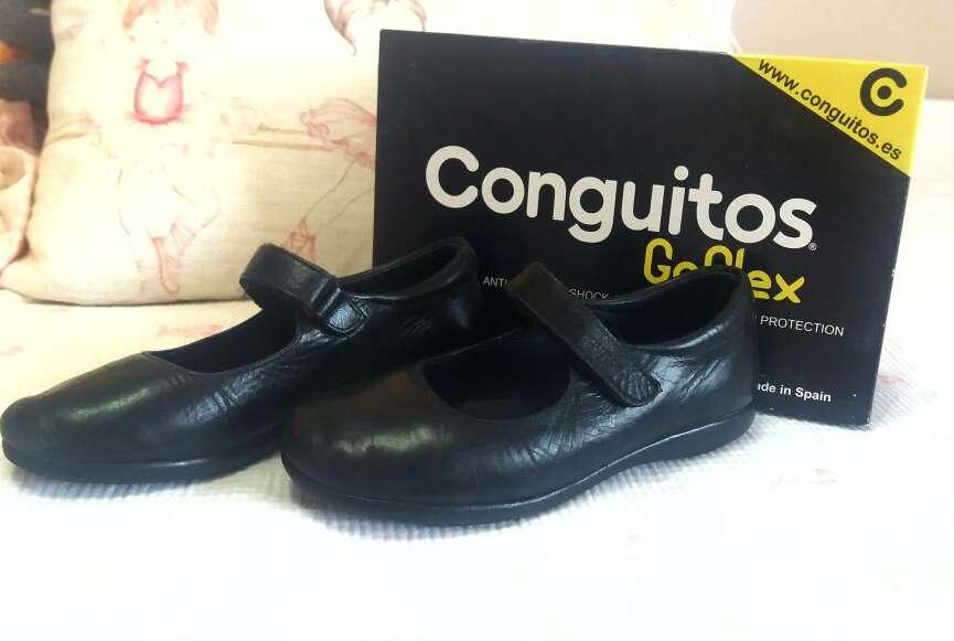 Imagen zapato niña colegial.N° 31