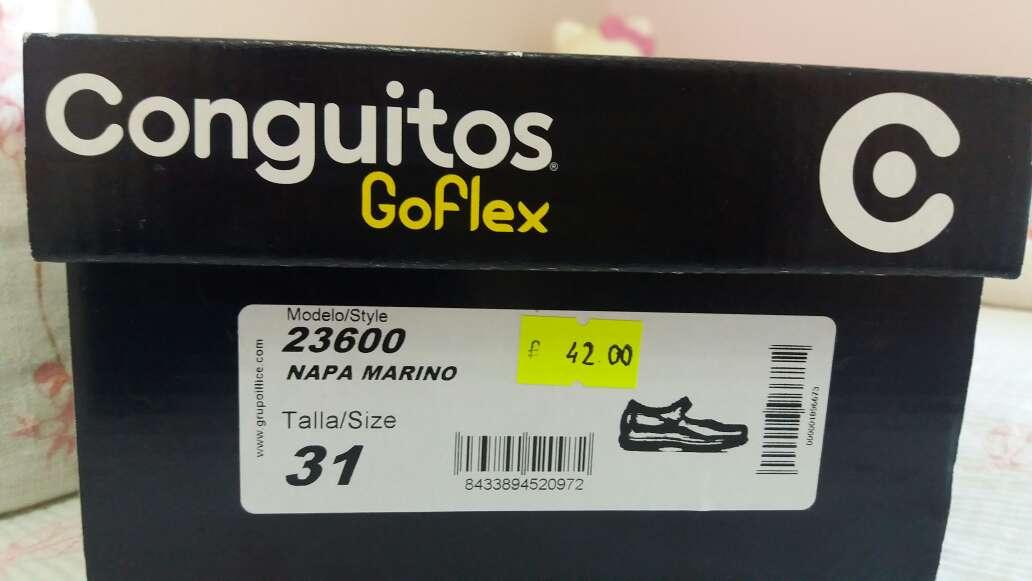 Imagen producto Zapato niña colegial.N° 31 3