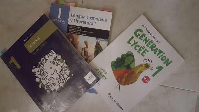 Imagen producto Libros 1 Bachillerato 2