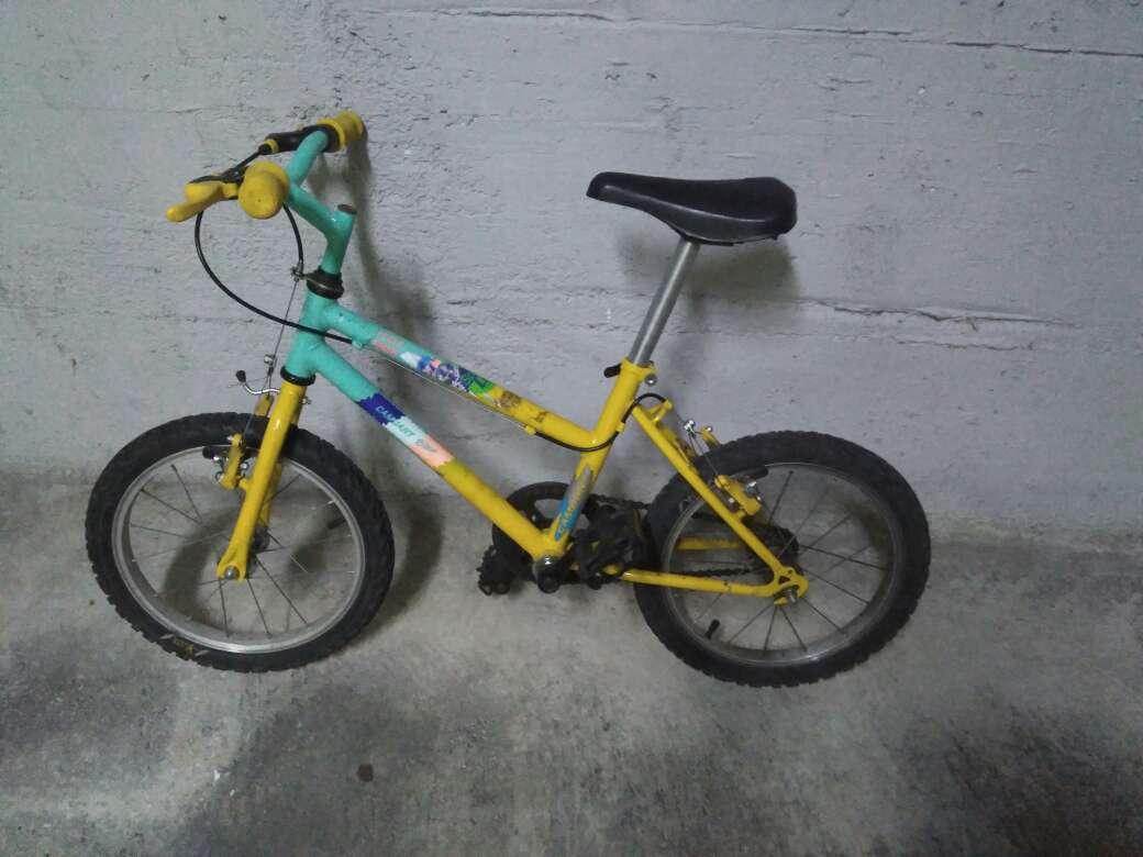 Imagen Bicicleta niño 5-8 años