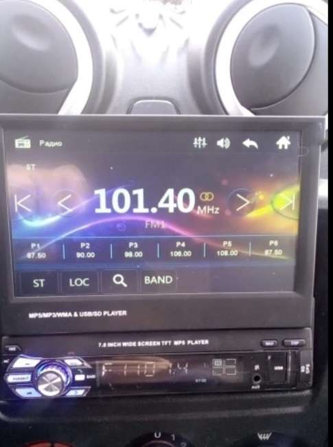 Imagen producto Radio coche 3