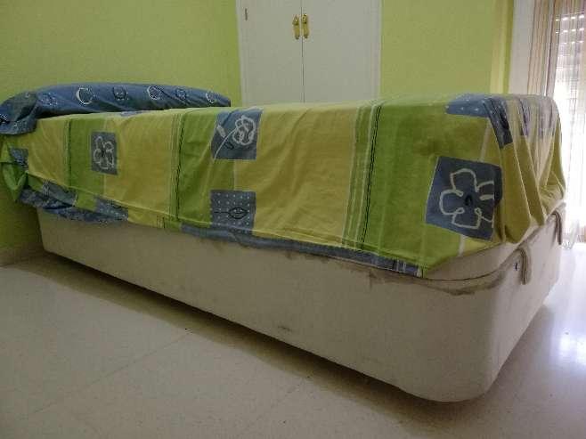 Imagen canapé y colchón 90cm