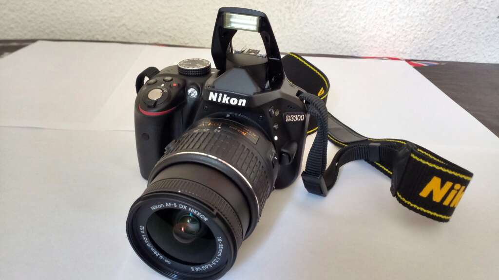 Imagen Vendo Camera Nueva Nikon