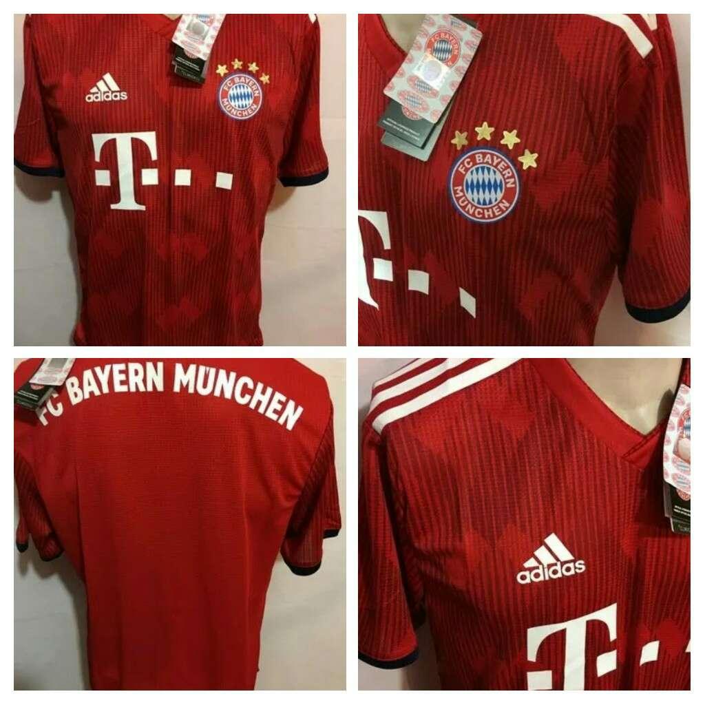 Imagen Camisetas Bayern Munchen 2019