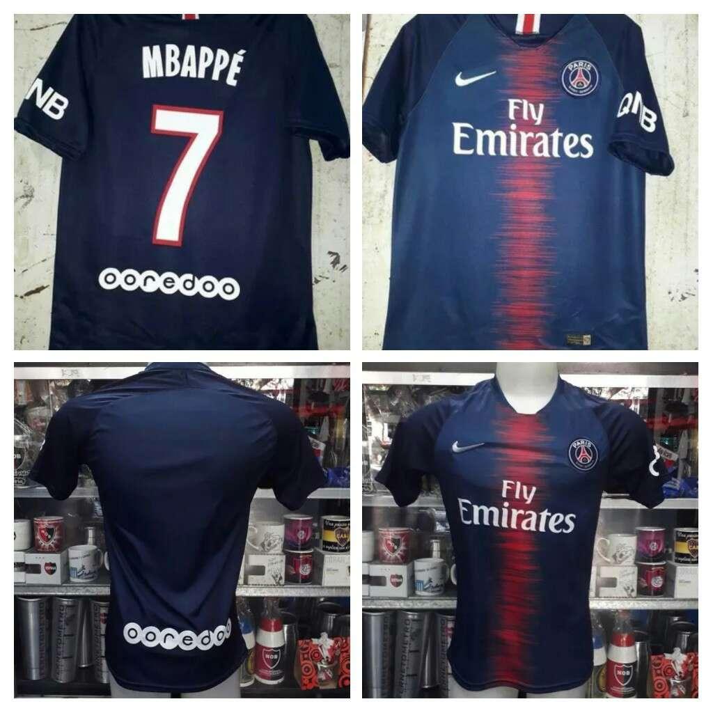 Imagen Camisetas París Saint Germain 2019