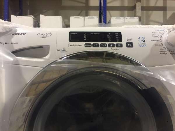 Imagen lotes lavadoras nuevas