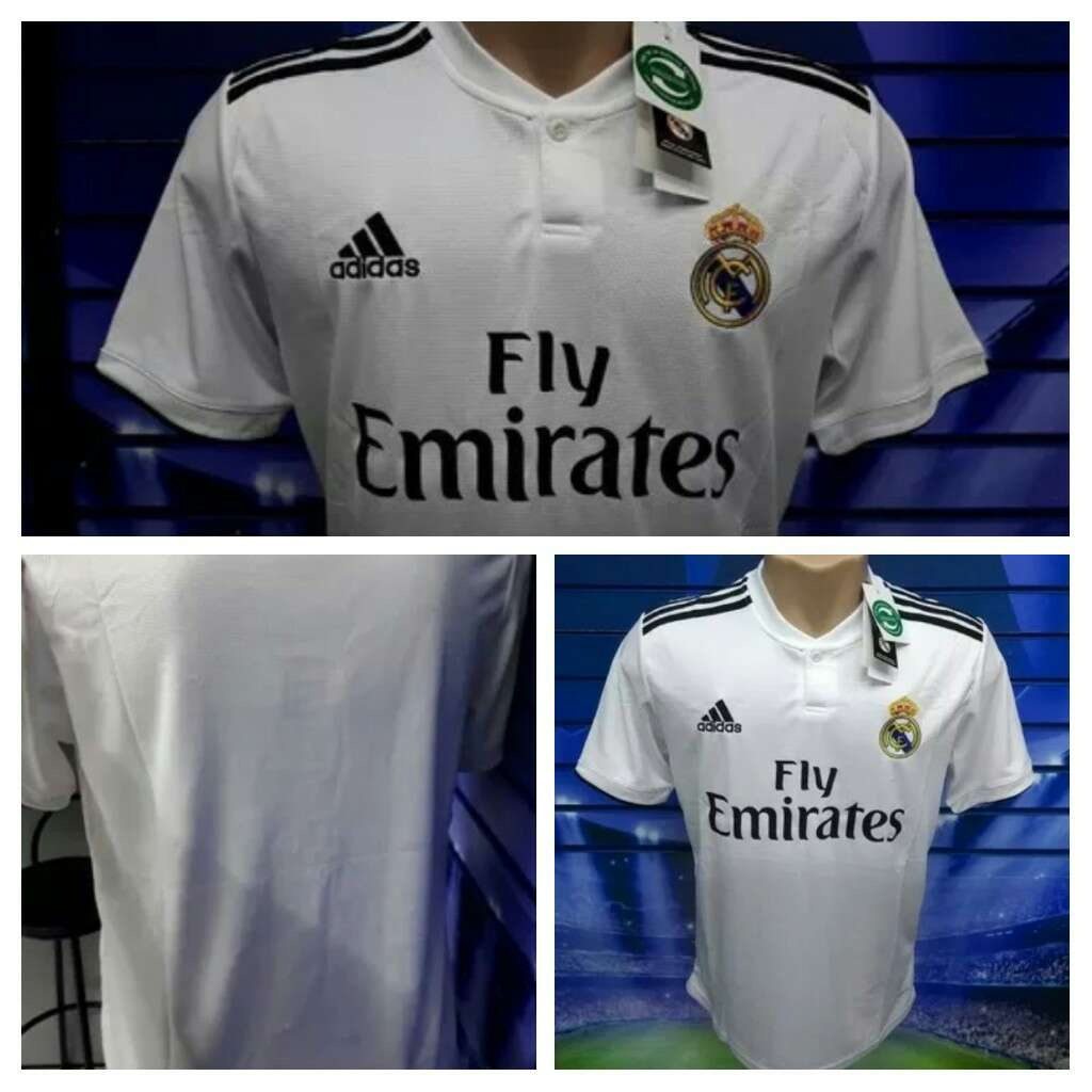 Imagen producto Camisetas Real Madrid 2019  1