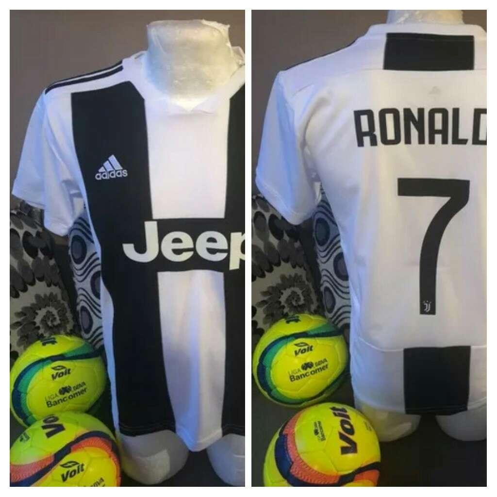 Imagen Camisetas Juventus 2019