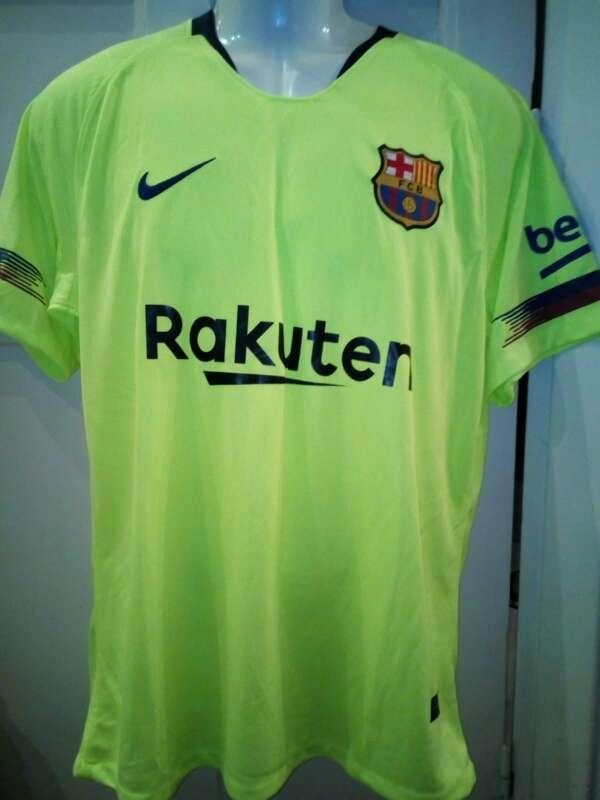 Imagen producto Camisetas Barcelona 2 equipacion  1