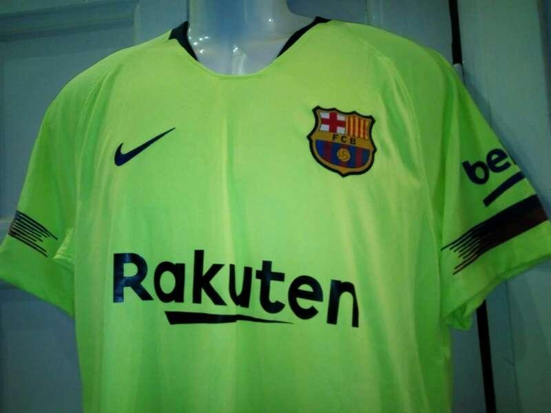 Imagen producto Camisetas Barcelona 2 equipacion  2