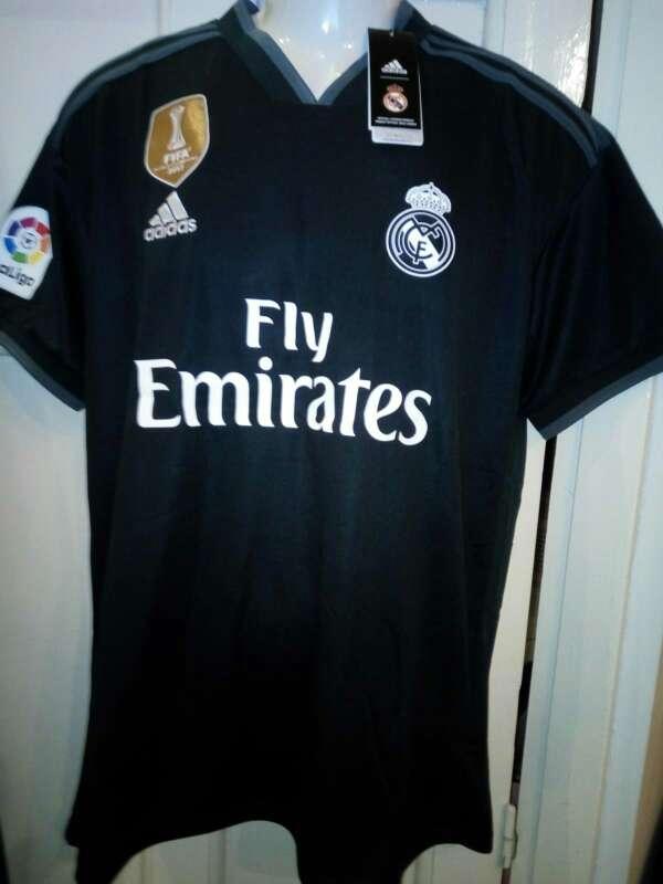 Imagen Camisetas Real Madrid 2019 segunda equipacion