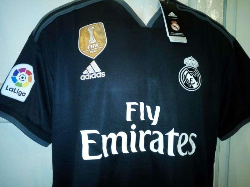 Imagen producto Camisetas Real Madrid 2019 segunda equipacion  2