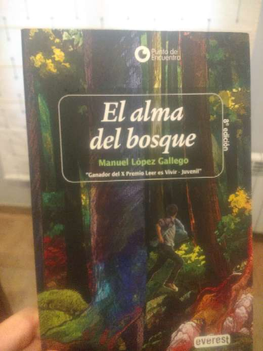 Imagen El Alba Del Bosque