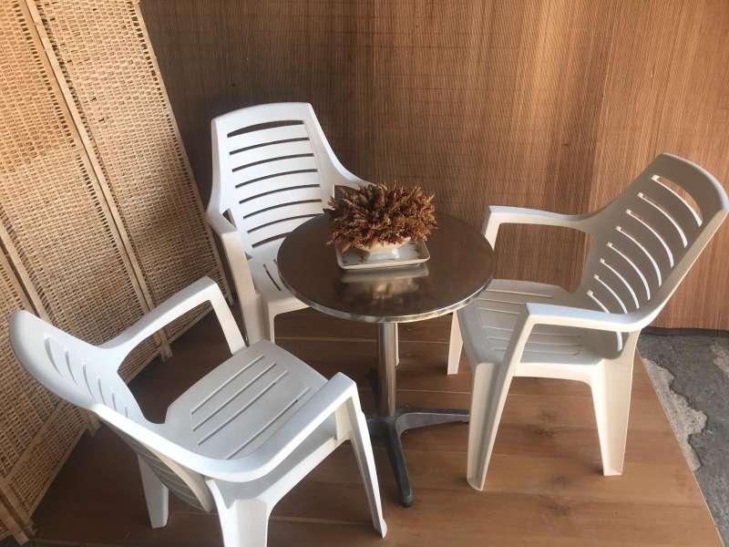Imagen Lote mesas y sillas