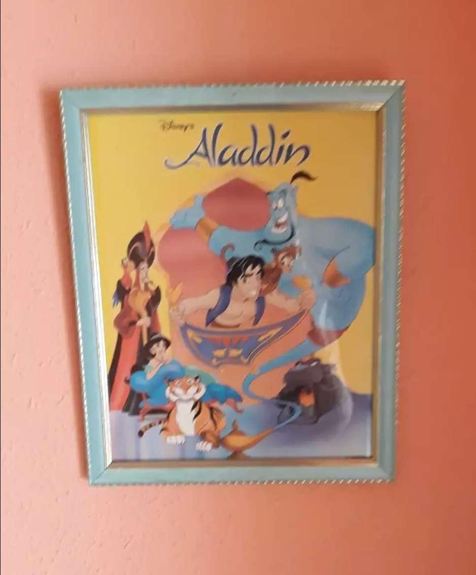 Imagen producto Cuadros de Disney 2
