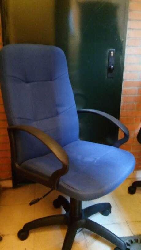 Imagen Silla de oficina ergonómica