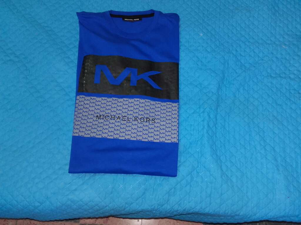 Imagen camiseta Michael kors de hombre