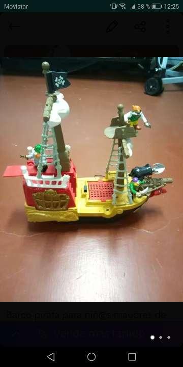 Imagen Barco pirata de juguete