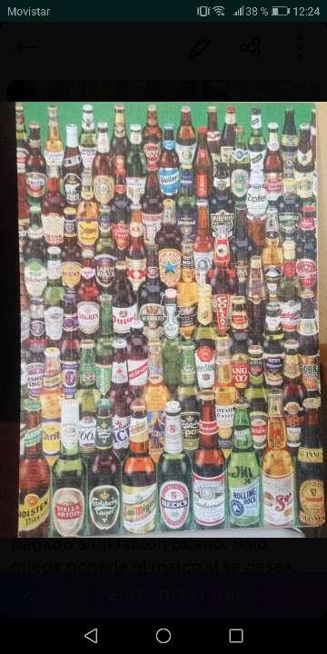 Imagen puzzle de Cervezas