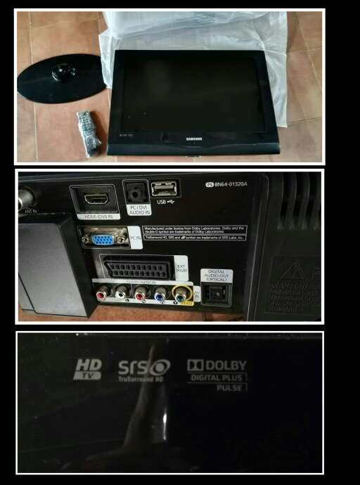 Imagen Televisor Samsung 26 Pulgadas TDT HD