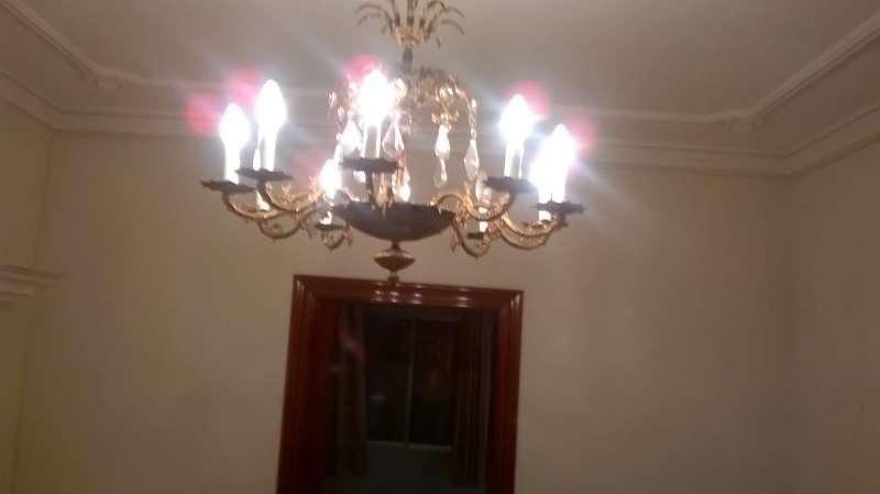 Imagen producto Lámpara de bronce. 2
