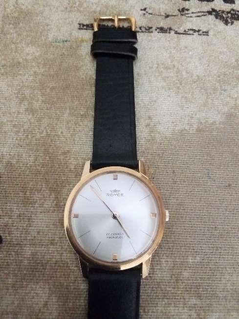 Imagen Reloj Royce vintage nuevo sin uso