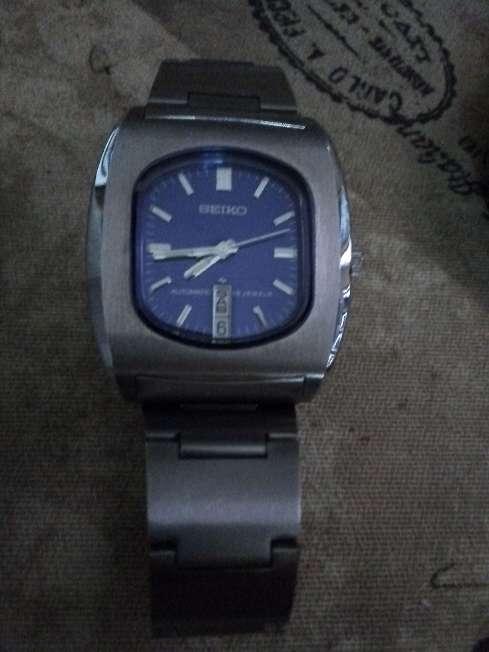 Imagen Reloj Seiko automatico vintage nuevo