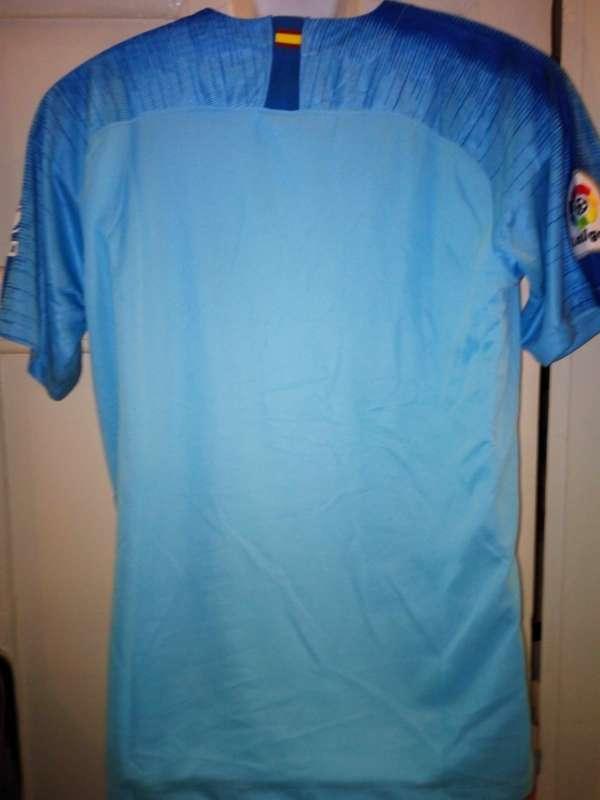 Imagen producto Camisetas 2019 Atlético de Madrid azules  3