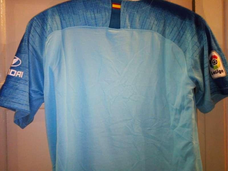 Imagen producto Camisetas 2019 Atlético de Madrid azules  5