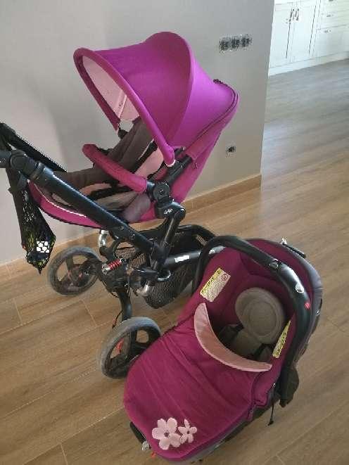 Imagen cochecito bebe jane rider