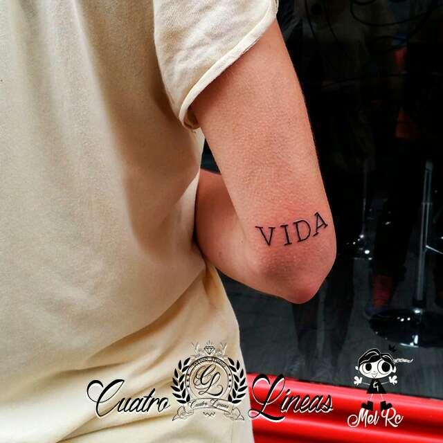 Imagen producto Tatuaje pequeño carabanchel 2