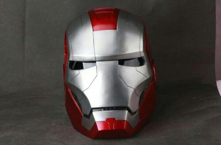 Imagen Casco Iron Man