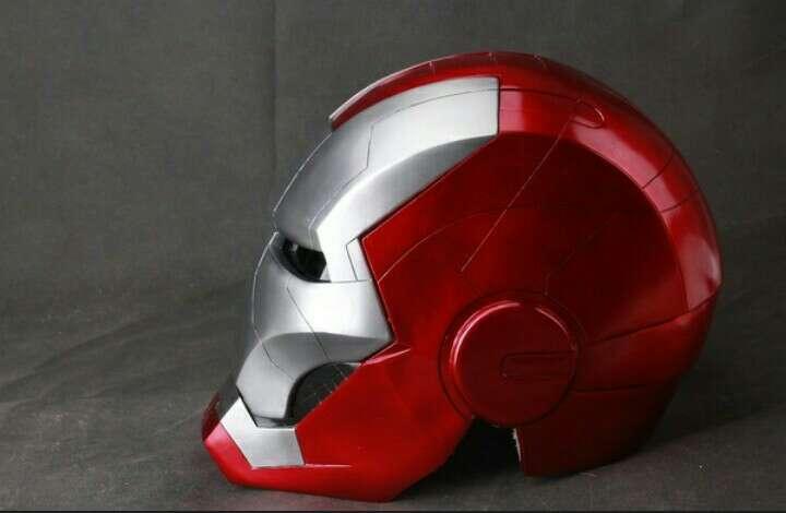 Imagen producto Casco Iron Man  2