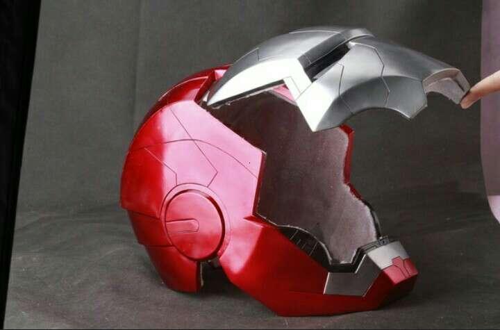 Imagen producto Casco Iron Man  3