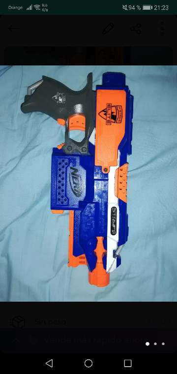 Imagen producto Nerf automatica 1