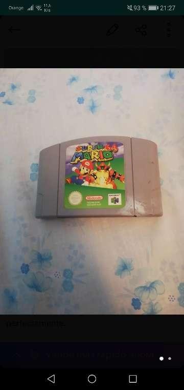 Imagen juego super Mario 64 para Nintendo 94