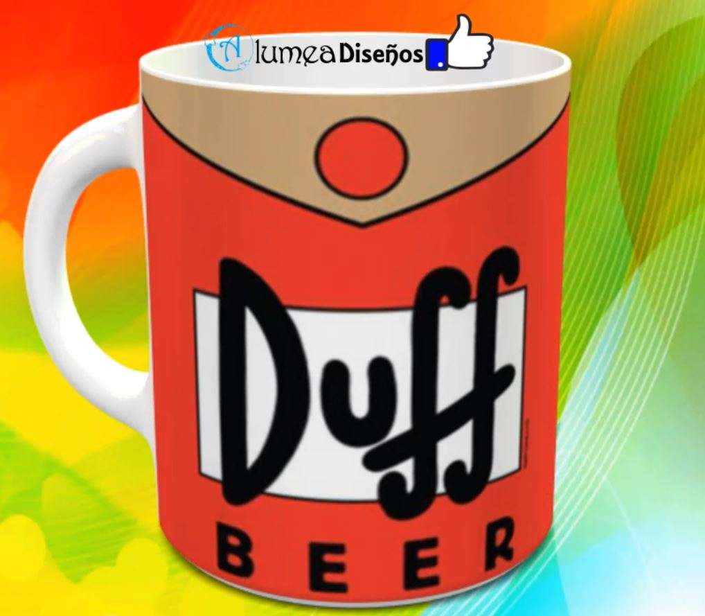 Imagen producto Duff Homero CERVEZA 2