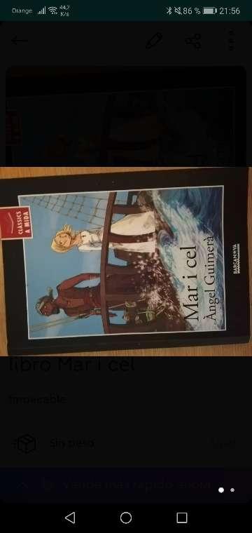 Imagen Libro Mar y cel