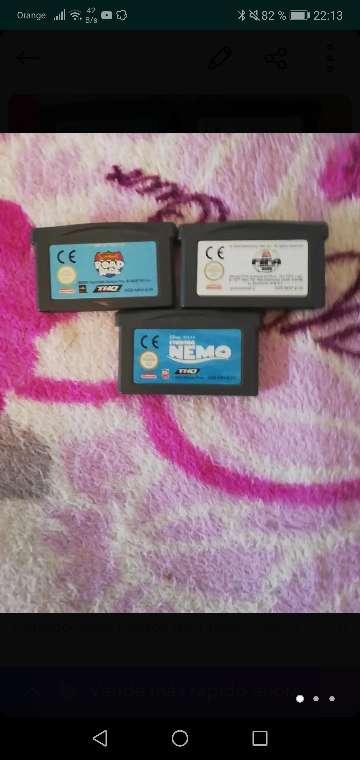 Imagen producto 3 juegos de Nintendo  1