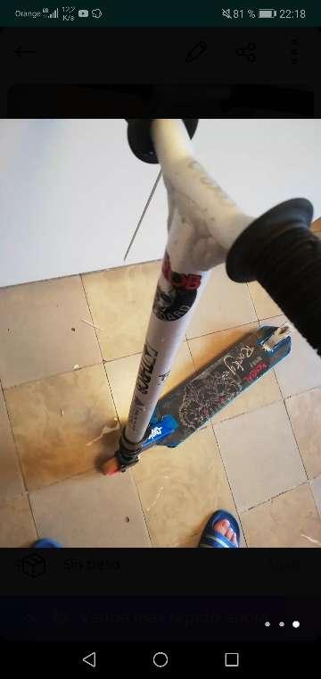 Imagen producto Scooter oxelo en buen estado.  3
