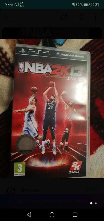 Imagen NBA 2k13 para play 3