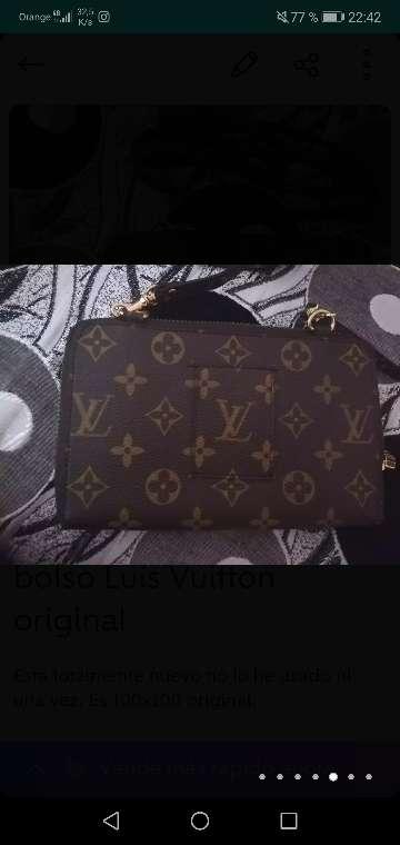 Imagen producto Bolso Luís Vuitton original 4