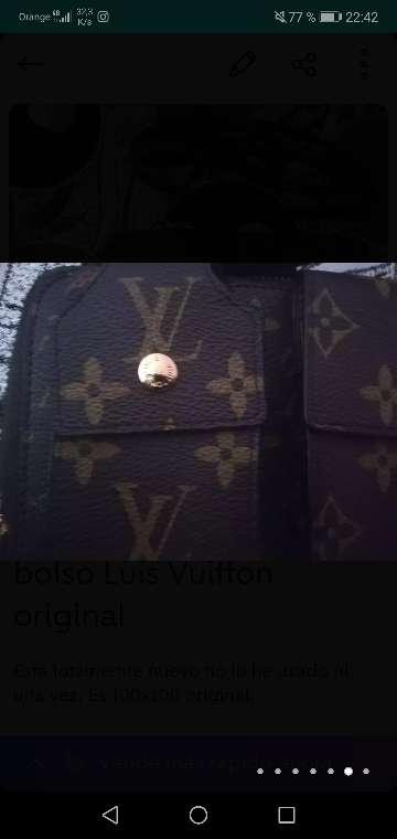 Imagen producto Bolso Luís Vuitton original 2