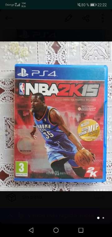 Imagen NBA 2k15 play 4