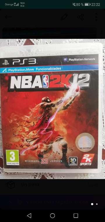 Imagen NBA 2k12 para play 3