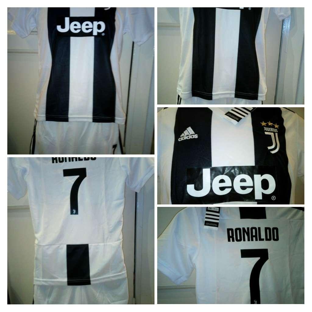 Imagen Equipaciones niños Juventus Turin 2019