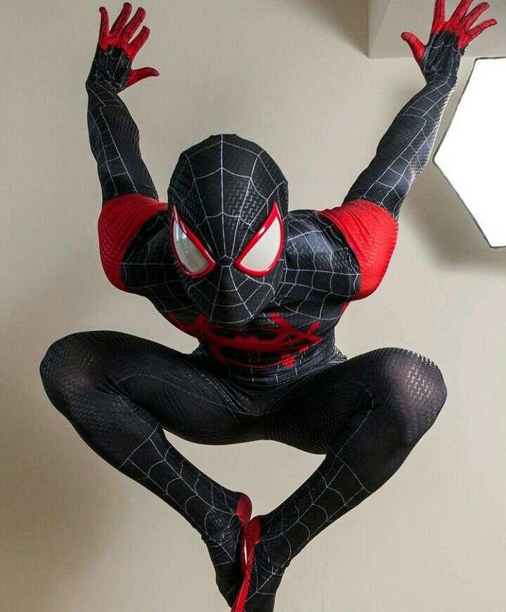 Imagen Traje spiderman
