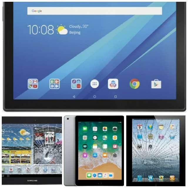 Imagen Compro Tablet (Cualquier Estado)