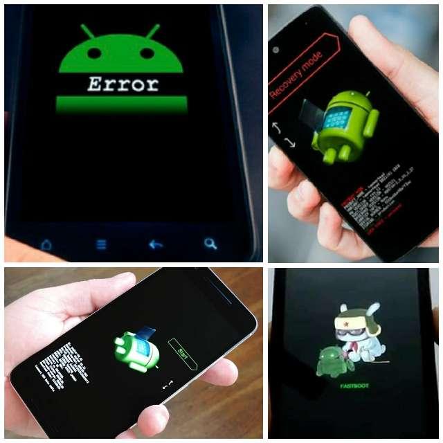 Imagen Reparacion Sistema Android